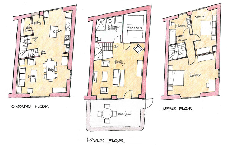 Australian House Plans Home Plans-Builders Construction Plans
